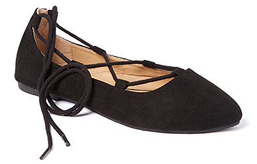 Lace Lace Up Loafers - 7
