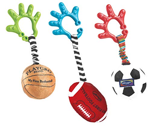 Playgro 0187310107 Baby Sports Balls for Baby