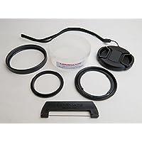 Lensmate Quick-Change Filter Adapter Kit for Panasonic DMC-ZS100 / TZ100 - 52mm