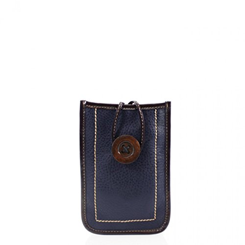 828 Navy Bag Sex Bag Women's Brown Uni Body Case Phone Small Button Button Phone Bags Bag LeahWard Phone Across LeahWard Men's qBg7gxT