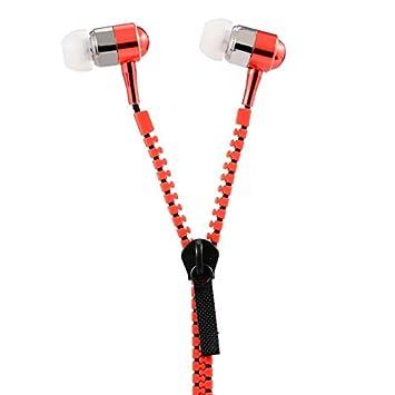 Bluetooth Auriculares hangrui Cremallera Bluetooth In-Ear Auriculares Deportivos Resistente al Sudor magnético Deportes Auriculares