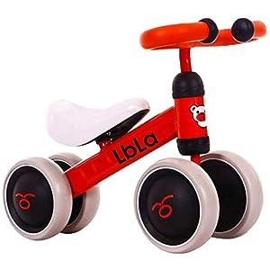 LBLA Baby Balance Bike, Ride...