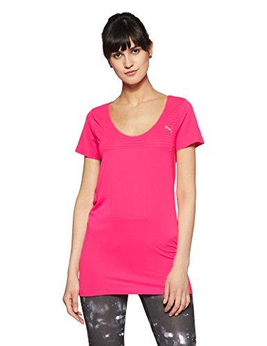 shirt Puma Femme Pink T Evoknit Knockout 7wUqnBB6