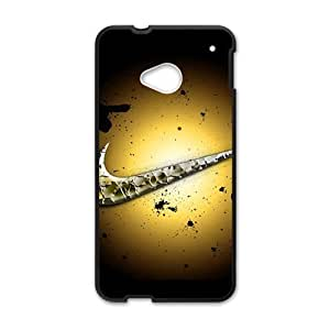 Happy The famous sports brand Nike fashion cell phone case for HTC One M7
