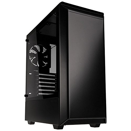 Phanteks Eclipse Steel ATX Mid Tower Tempered Glass Black Cases - PH-EC300PTG_BK by Phanteks (Image #7)