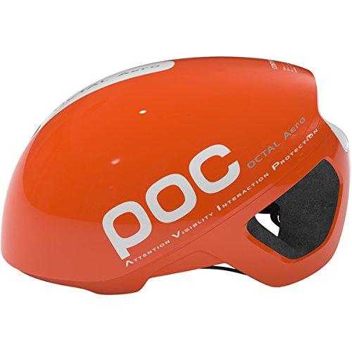 POC Octal Aero Helmet Zink Orange, M