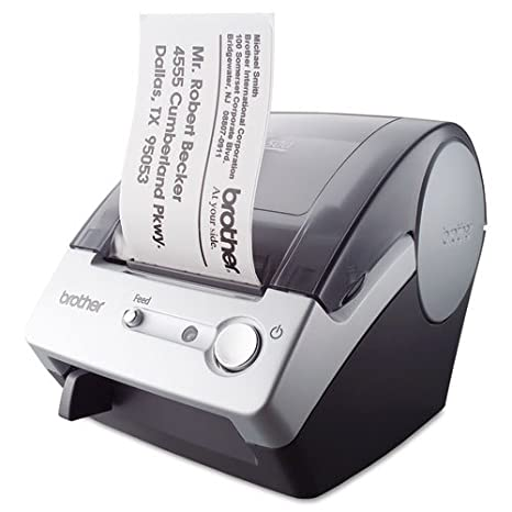 Amazon.com: Brother impresora de etiquetas – QL-500 ...