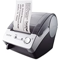 Brother - QL-500 Affordable Label Printer, 50 Labels/Min, 5-7/10w x 6d x 7-4/5h QL-500 (DMi EA