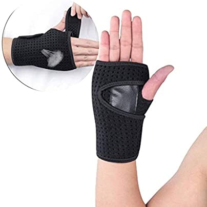 Wrist Support Wrist Wrap Wristband Sports Wristband Wrist Sprain Fixed Support Protective Cover Palm Protection Equipment Two Packs Estimated Price £20.46 -