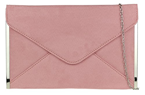 rose Pochette femme poudr Girly pour Handbags wIxZqAPnRU