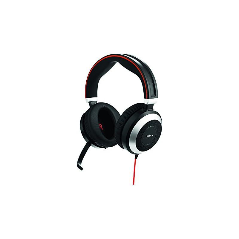 Jabra Evolve 80 - Professional Stereo No