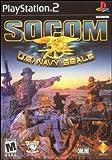 SOCOM U.S. Navy Seals (No Headset) – PlayStation 2