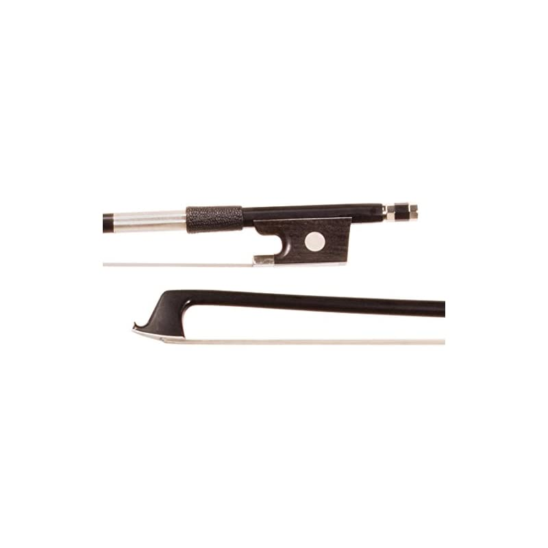 Glasser X-Series Carbon Fiber X-Bow with Horsehair (4/4 Violin)