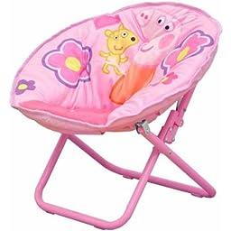 Cool Nickelodeon Peppa Pig Saucer Chair