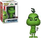 Funko Pop! Books Dr. Seuss The Grinch in Underwear Exclusive Vinyl Figure