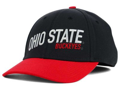 e70b9b0e9cc1e6 Image Unavailable. Image not available for. Color: Ohio State Buckeyes 91  Legacy Swoosh Flex Hat