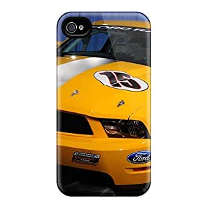 Hot New Ford Mustang Boss 302r Cases Covers For Iphone 6 With Perfect Design