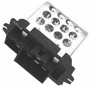 Chrysler Cirrus Engine Motor - Standard Motor Products RU104 Blower Motor Resistor