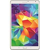 Samsung Galaxy Tab S 8.4-Inch Tablet (16 GB, Dazzling White) (Certified Refurbished)