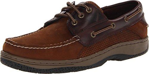 - Sperry Top-Sider Men's Billfish 3-Eye Boat Shoe Brown Boat Shoe 7.5 M (D)