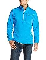 Columbia Sportswear Men's Crosslight II Half Zip Fleece Jacket