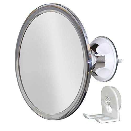 Upper West Collection 2x Magnification Fogless Mirror, 12 Ounce