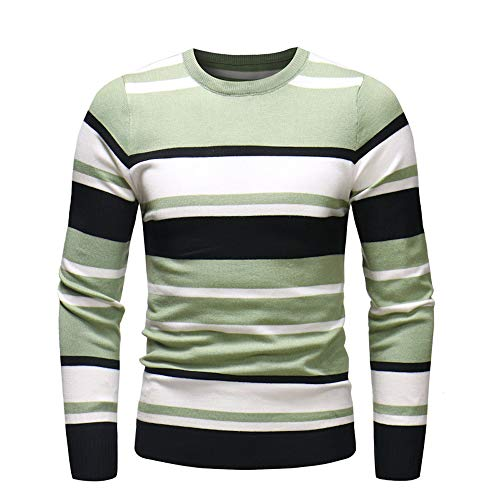 iLXHD Pullover Slim Jumper Print Knitwear Outwear Blouse Athletic ()