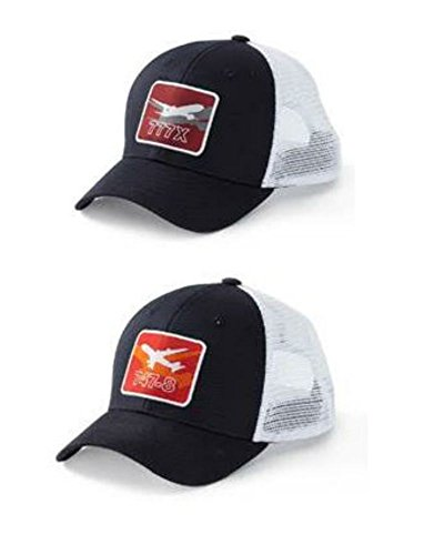 Boeing 737 MAX Shadow Graphic Hat