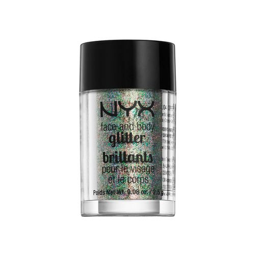 - NYX Cosmetics Face & Body Glitter Crystal