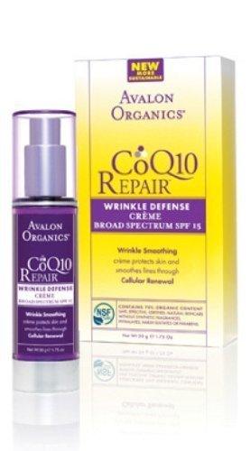 Amazon.com: Avalon Organics Co-enzima Q10 Cuidado de la piel ...