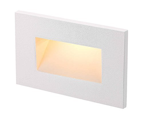 (RP LIGHTING 8919 LED Mini Outdoor and Indoor Step/Stair Light (White))