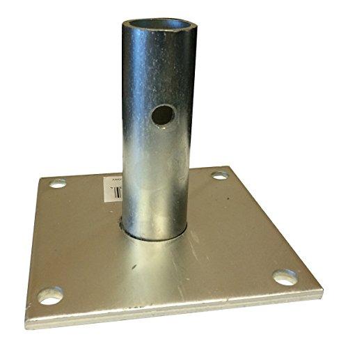 Buffalo Tool GSBP Base Plate for GSF55 Scaffold Frame
