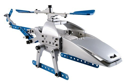 Erector Speed Play Motorized Helicopter, 280 (Erector Helicopter)