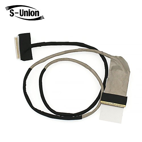 CD LVDS Screen Cable for IBM Lenovo Ideapad Y500 Series Replacement Part Number DC02001MF0J ()