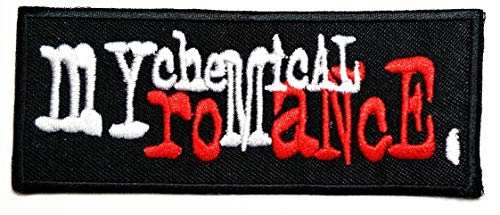 K-Pop Jazz Music Punk Rock Hardcore Horror Song Indie Rock and Roll Patch Music M American Band Music Sew Iron on Embroidered Patch Logo Jacket T-Shirt Hat Jacket Hoodie Backpack Costume (Best American Indie Bands)