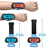 Wrist Bands for Just Dance 2021 2020 2019 and Zumba