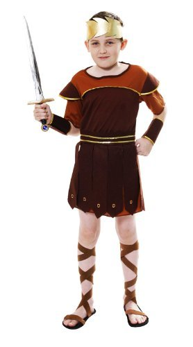 Henbrandt D/Up Toddler Roman Soldier 3 Yrs -