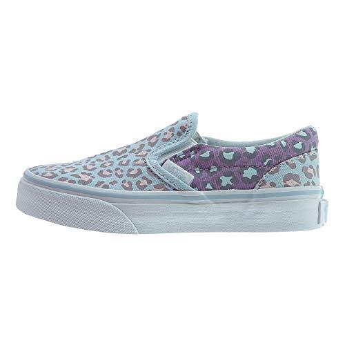 Vans Classics Slip-On (2-Tone Leopard) Little Kids Style: