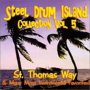 Steel Drum Island Collection - Volume 5