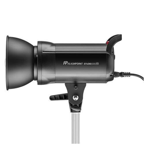 Flashpoint Studio 300 Monolight with Built-in R2 2.4GHz Radio Remote System - Bowens Mount (SK300II)