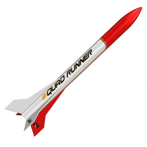 Quest Aerospace Quad Runner Advanced Rocketry Kit