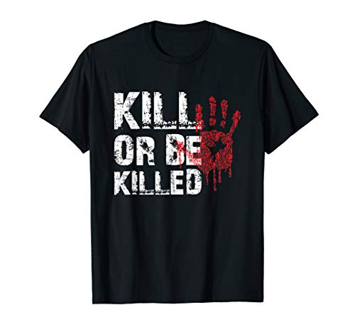 Halloween Kill Outfit - Bloody Serial Killer Dead Zombie