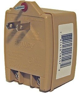 Honeywell Ademco 1321 16.5V Plug-In Transformer