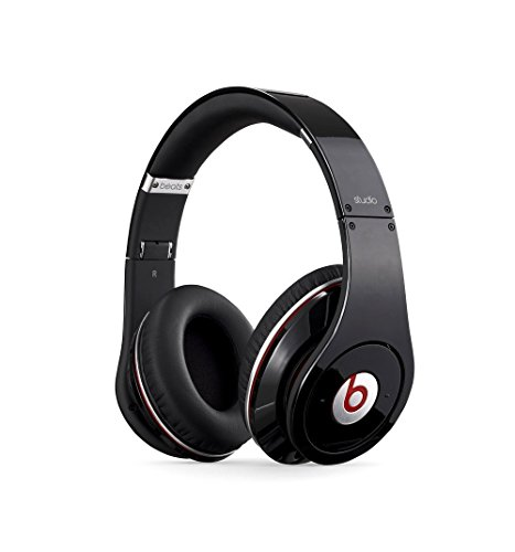 Beats Studio Over-Ear Headphones - Black (Certified Refurbished)