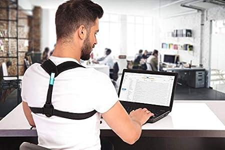 Amazon.com: Corrector de Postura - Soporte clavicular ...