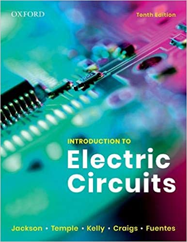 Introduction to Electric Circuits, 10th Edition