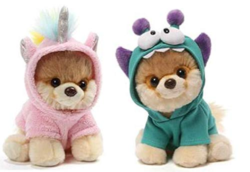 Boo Doll In Costumes - GUND Itty Bitty Boo Bundle of