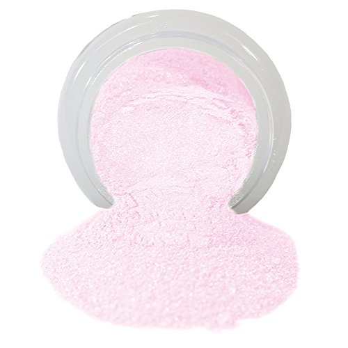 (ColorPops by First Impressions Molds Pearl Pink 6 Edible Powder Food Color For Cake Decorating, Baking, and Gumpaste Flowers 10 gr/vol single jar)