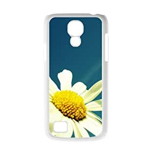 Generic Cell Phone Case For Galaxy S4 Mini case i9198 i9192 Blooming Sunflower Pattern