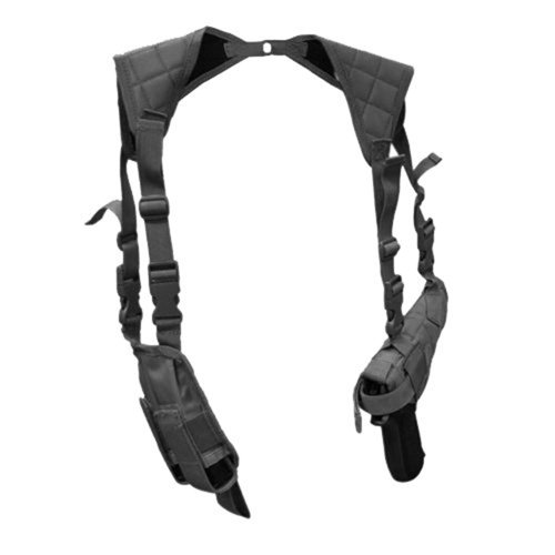 CONDOR USH Universal Shoulder Holster Black
